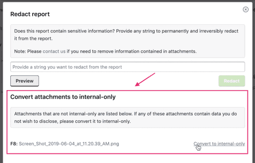 convert attachments to internal-only